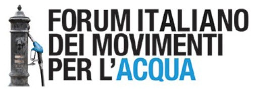 Logo - Forum_Italiano_dei_Movimenti_per_lAcqua - Grande
