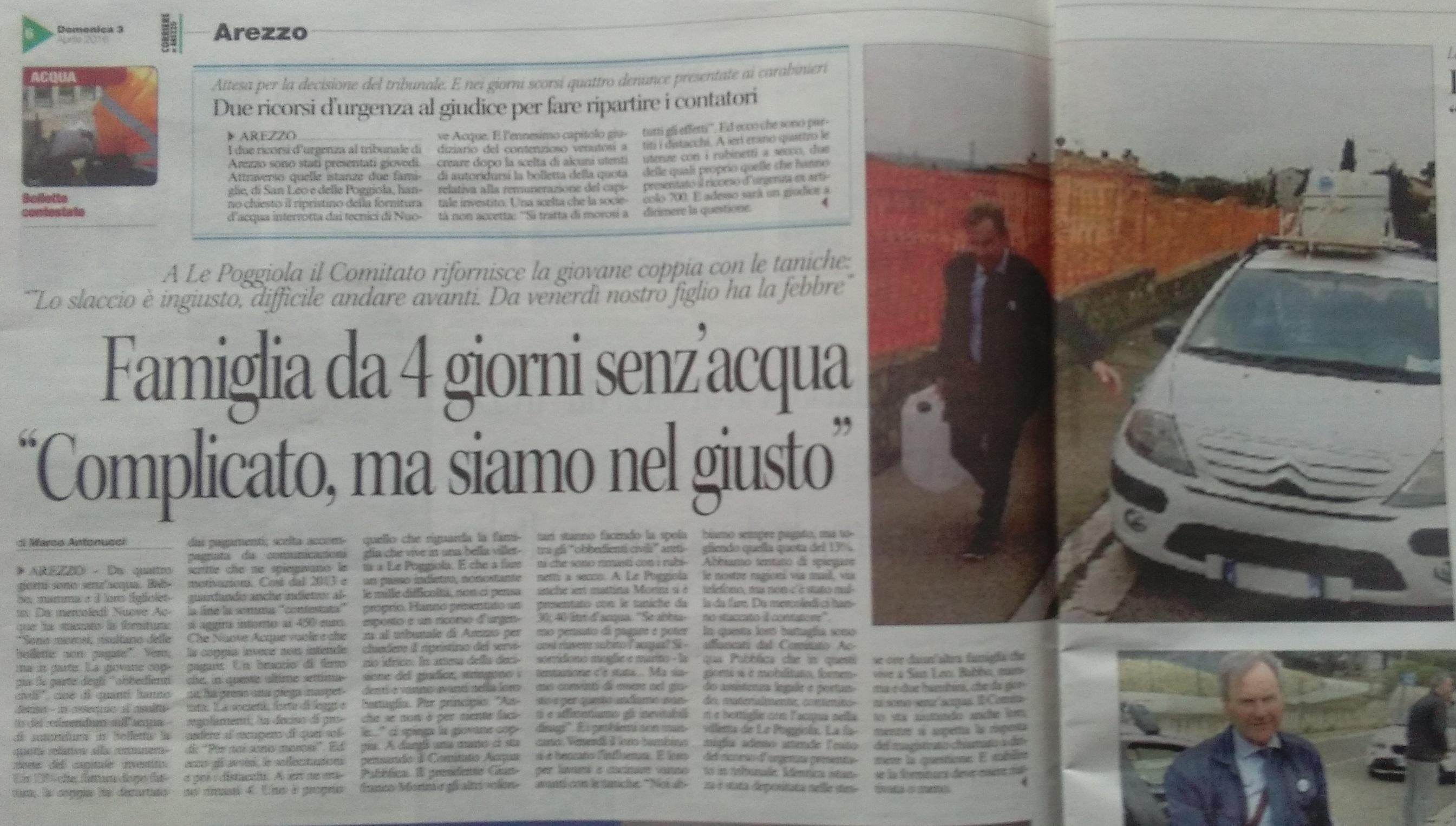 Solidarietà Arezzo 04-2016