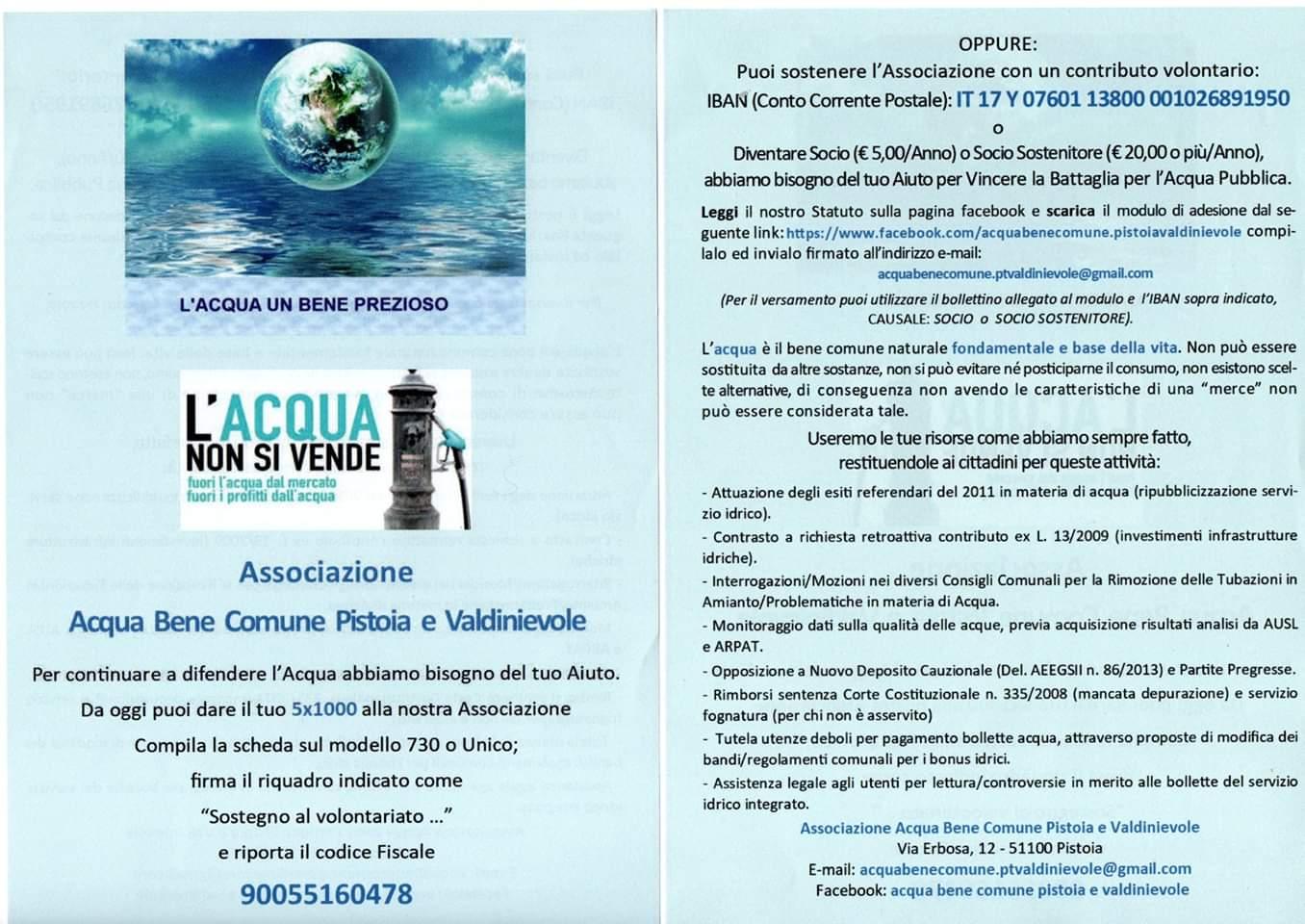 donazioni-5x1000-acqua-pistoia