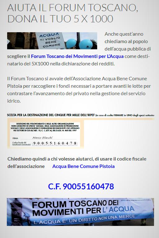 Volantino - 5x1000 - 2020