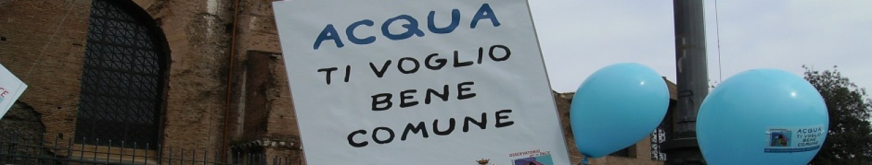 Forum Toscano Dei Movimenti Per L'Acqua